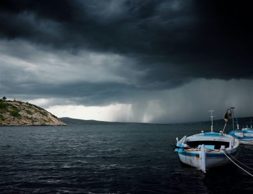"""""""Same storm, separate boats?"""""""
